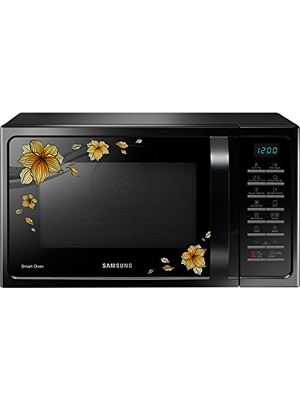 Samsung MC28H5025QB 28 Ltr Convection Microwave Oven