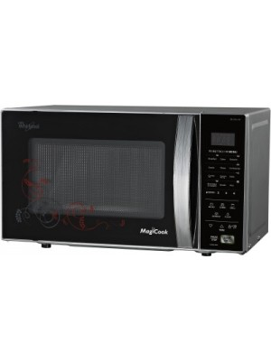 Whirlpool 20 L Grill Microwave Oven(MAGICOOK 20 L DELUXE -S, Silver)