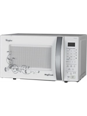 Whirlpool 20 L Grill Microwave Oven(MAGICOOK 20L DELUXE (NEW), white)