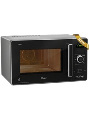 Whirlpool 25 L Convection Microwave Oven(25 L Jet Crisp Steam Tech, Matt Silver)