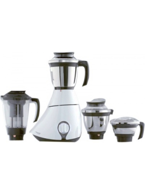 Butterfly Matchless 750 W Juicer Mixer Grinder(White, 4 Jars)