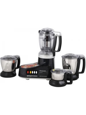 Panasonic MX-AC400 550 W Juicer Mixer Grinder(Black, 4 Jars)