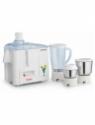 Eirotech Claire 550 W Juicer Mixer Grinder(White, 3 Jars)