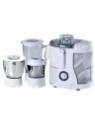 Electrosense Best-111 550 W Juicer Mixer Grinder(White, 3 Jars)