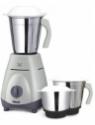 Inalsa COMPACT PLUS 750 W Mixer Grinder(STEEL GREY, 3 Jars)