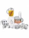 Inalsa Wonder Maxie Plus 700 W Juicer Mixer Grinder(Opal White, 3 Jars)