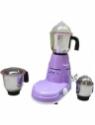Jindal Goldstar 500 W Juicer Mixer Grinder(Purple, 3 Jars)