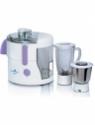 Kelvinator DXKJM-5012 500 W Juicer Mixer Grinder(White, 2 Jars)