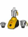 Kitchen King Fortuner 750 W Mixer Grinder(Yellow, 3 Jars)