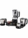 Panasonic MX-AC400 550 W Juicer Mixer Grinder(Black, 4 Jars)