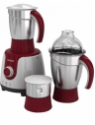 Philips HL7710 /00 600 W Mixer Grinder(Red, White, 3 Jars)