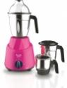 Preethi Galaxy 750 W Mixer Grinder(Pink, 3 Jars)
