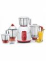 Prestige ELEGANT 750 W Juicer Mixer Grinder(Red, 4 Jars)