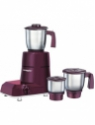 Snapple Rapido 550 W Mixer Grinder(Brown, 3 Jars)