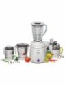 Sujata Multimix 810 W Juicer Mixer Grinder(White, 4 Jars)
