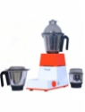 Sumeet Domestic-XL3 550 W Mixer Grinder(Red, White, 3 Jars)
