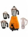 Sunmeet MG16-448 1000 W Mixer Grinder(Orange, 4 Jars)