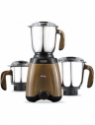 V-Guard envy 600 W Mixer Grinder(Brown, 3 Jars)
