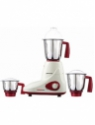 V-Guard Thunder Mix 3 Jar 750 W Mixer Grinder(Ivory, 3 Jars)