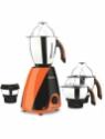 Vidiem VTRON Plus 900 W Juicer Mixer Grinder(Orange &Black, 4 Jars)