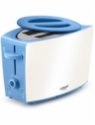 Eveready PT 101 750 W Pop Up Toaster(White, Blue)