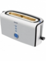 Philips Aluminum HD2618 1200 W Pop Up Toaster(White)