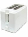 Tangerine White 2-Slice 750 W Pop Up Toaster(White)