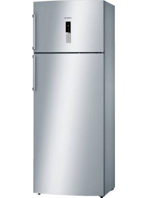 Bosch 505 L Frost Free Double Door Refrigerator (Silver Inox, KGN57AI40I)