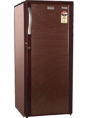 Electrolux 170 L Direct Cool Single Door Refrigerator(EB183P, Burgundy Stripes)