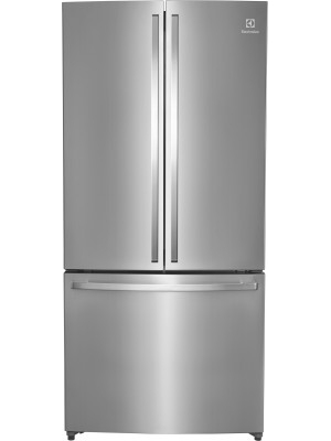 Electrolux 524 L Frost Free French Door Bottom Mount Refrigerator(EHE5200SA, Stainless Steel, 2017)