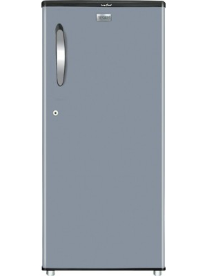 GEM 180 L Direct Cool Single Door Refrigerator(GRD 2004BRWC/DGWC, Dark Grey, 2016)
