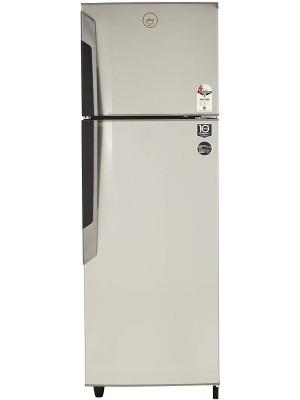 Godrej RFGF 3302 PTH SLK STL 330 L 2 Star Frost Free Double Door Refrigerator