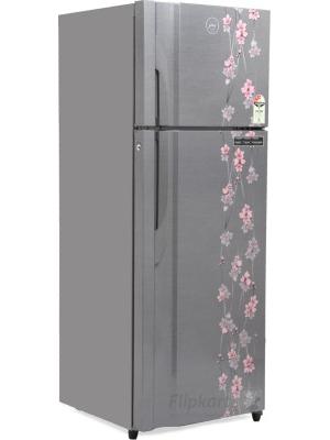 Godrej 350 L Frost Free Double Door Refrigerator(RT EON 350 P 3.4, Silver Meadow, 2016)