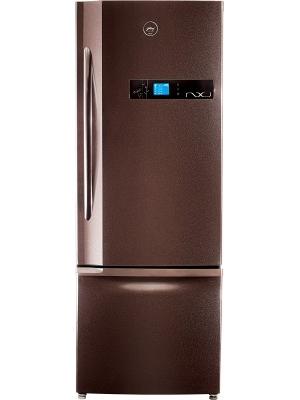 Godrej 380 L Frost Free Double Door Refrigerator(RB EON NXW 380 SD, Cosmos, 2016)