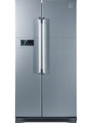 Godrej 603 L Frost Free Side by Side Refrigerator(RS EON 603 SM, Metal)