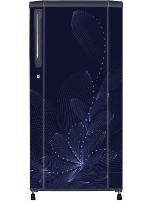 Haier 181 L Direct Cool Single Door 3 Star Refrigerator HRD-1813BMO-E