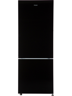 Haier 231 L 8 in 1 Convertible Double Door Refrigerator HRB-2763CKG-E