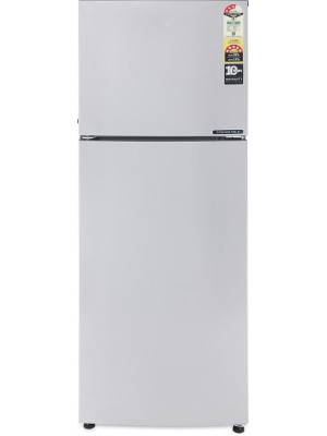 Haier HEF-25TGS 258 L Frost Free Double Door Top Mount 3 Star Refrigerator