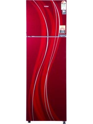 Haier HRF-2983CRG-E 278 L 3 Star Frost Free Double Door Top Mount Refrigerator