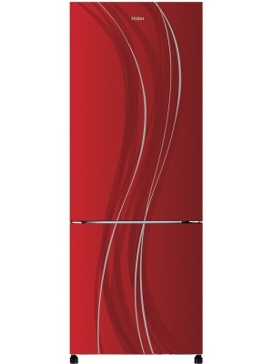 Haier HRB-3404PRG-E 320 L 3 Star Frost Free Double Door Bottom Mount Refrigerator