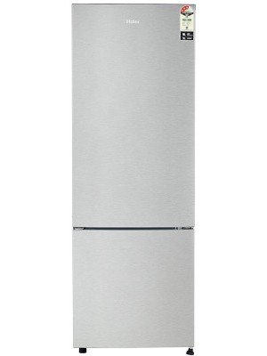 Haier HRB-3654CSS-E 345 L 3 Star Frost Free Double Door Refrigerator