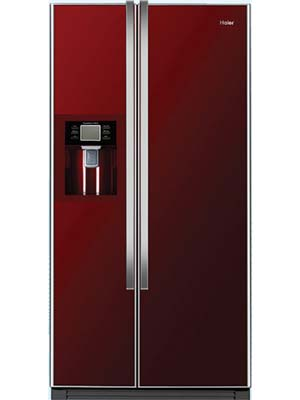 Haier HRF-663IRG 563 L Frost Free Side by Side Refrigerator