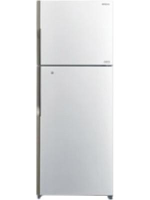 Hitachi 451 L Frost Free Double Door Refrigerator(R-VG470PND3, Silver)