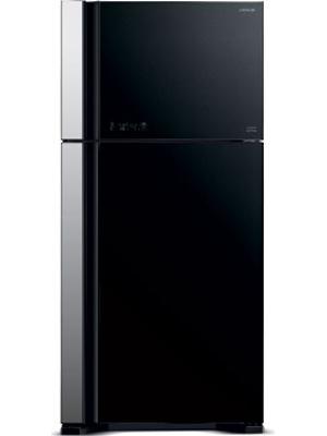 Hitachi 489 L Double Door Refrigerator R-VG540PND3