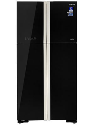 Hitachi 563 L Frost Free Side by Side Refrigerator R-W610PND4