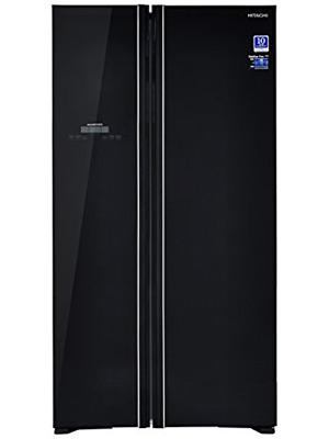 Hitachi R-S700PND2-GBK 659 L Side By Side Refrigerator