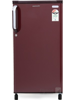 Kelvinator 170 L Direct Cool Single Door Refrigerator(KW183E BR, Burgundy Red, 2016)