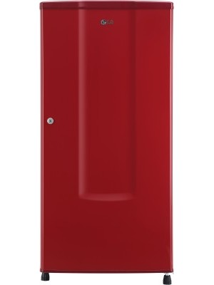 LG GL-B181RPRW 185 L 3 Star Direct Cool Single Door Refrigerator