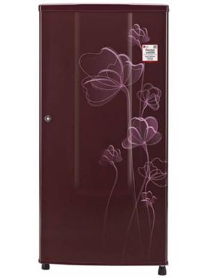 LG 185 L Direct Cool Single Door Refrigerator (GL-B181RSHU)