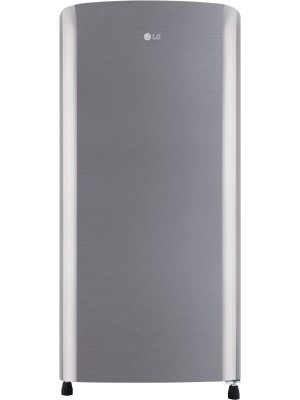 LG GL-B201RPZW 190 L 3 Star Direct Cool Single Door Refrigerator
